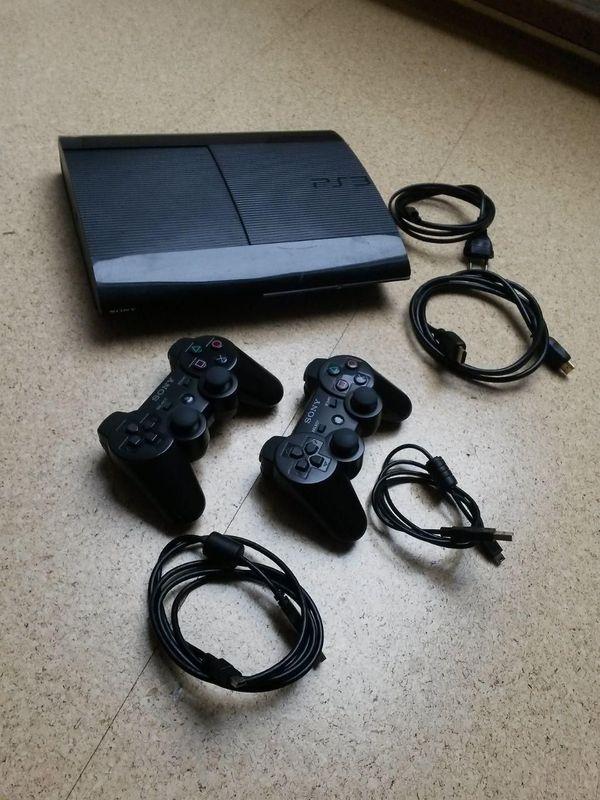 Sony PlayStation 3 Konsole slim