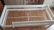 Kinderbett 90×200 cm Paidi weiß