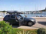 Dachbox mit orig Grundträger BMW