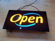 LED Leuchtschild Leuchttafel Werbeschild Leuchtreklame