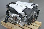 Aston Martin Vantage V12 Motor