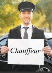 Fahrer Fahrdienst Chauffeurdienst Chauffeur Führerschein