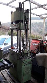 Werkstattpresse-Hydraulikpresse 100 Tonnen
