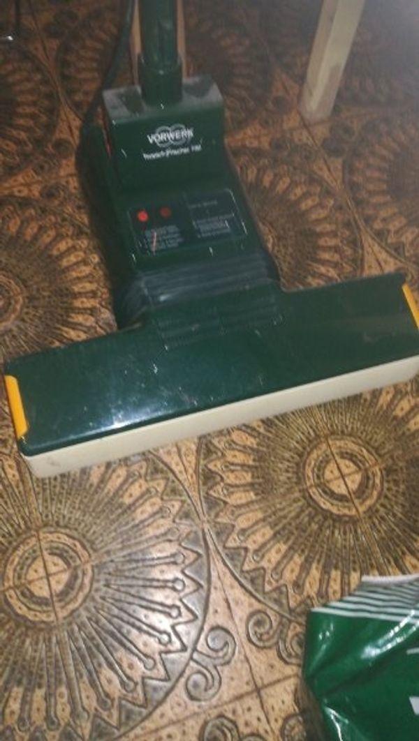 Vorwerk Teppichreiniger
