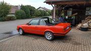 Oldtimer - Teil restauriert - BMW Baur