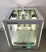 ULTIMAKER 3 Dual Extrusion 3D-Drucker