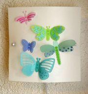 HABA 7579 Wandlampe Schmetterlinge Butterfly