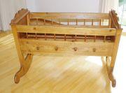 Antike Kinderwiege Bauernwiege Babywiege Kinderbett