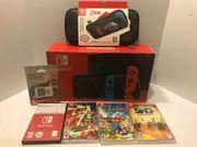 Brandneuer Nintendo Switch 32 GB
