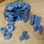 MPCNC Burly F 3D Druckteile