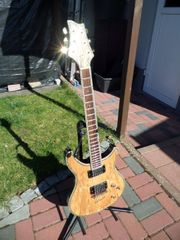 ACEPRO PRS E-Gitarre mit EMG