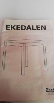 IKEA Ausziehtisch EKEDALEN