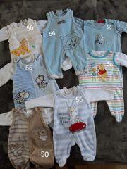 Babybekleidung Junge - Größe 50 56