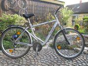 Allu - Marken - Herrenrad Fully vorne