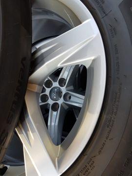 Sonstige Reifen - 4 Original-Räder neu Audi Q