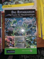 Meerwasser Aquarium Auflösung komplett oder
