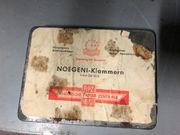 Noegeni-Klammern 500 Stück neu