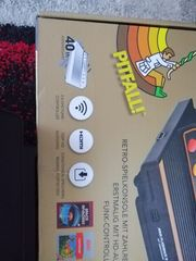 Atari gold Spielekonsole hd