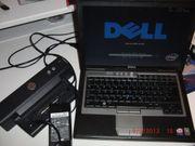 Laptop Dell D520 mit schneller