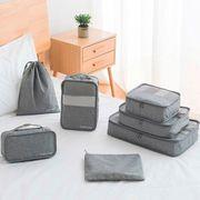 Koffer Organizer 7-teilig Packtaschen Reisegepäck