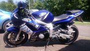 Yamaha YZF-R6 120 PS blau