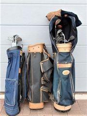 Golfausrüstung gebraucht günstig zu verkaufen