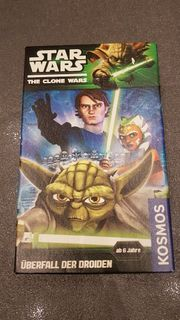 Star Wars Kartenspiel The clone