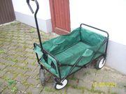 Bollerwagen Faltbarer grün 100 kg