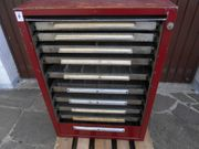 Schubladenschrank 730x860x1045 mm - 10 Laden -