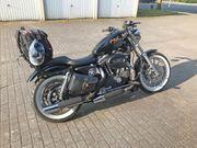 Harley Davidson Sportster Airbox-Deckel