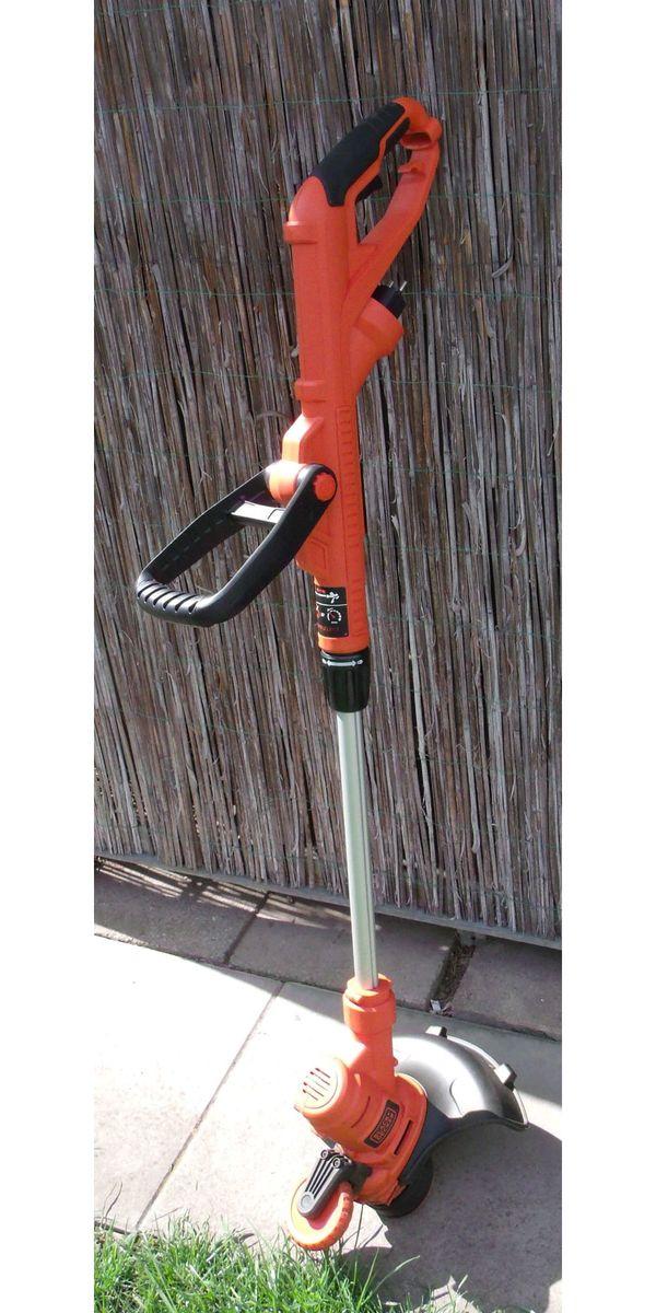 Black Decker Elektro-Rasentrimmer ST5530 Type
