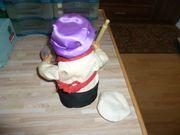 Pizza Wundaba Spieluhr Puppe Nr