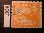 Zypern 1938