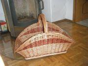 ULF Stabiler Brennholzkorb ohne Stoffausschlag