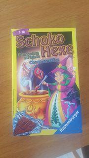 Spiel Schoko Hexe