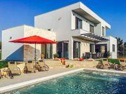Kroatien Istrien Ferienhaus moderne Villa