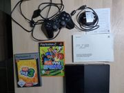 Playstation 2 inkl EyeToy 2
