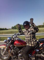 Suche nette Sozias Bikerin Partnerin