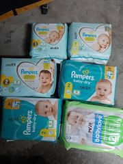 Windeln Pampers Babylove 1er 49