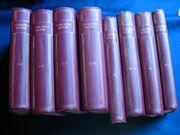 Schillers Werke 8 Bände ca