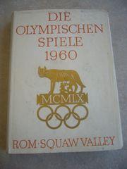 Buch Die Olympischen Spiele 1960