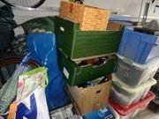 ca 14 Kartons Kisten Trödel