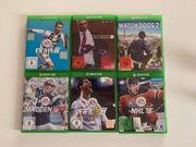 X-Box One Spiele FIFA18 FIFA19