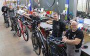 die E-Bike Kollektion 2019 ist