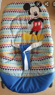 Babywippe von Hauck Mickey Mouse