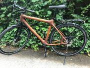 Bambus fahrrad my Tano Deore