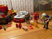 Playmobil Autos Motorräder und Abschlepper