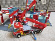 Lego Feuerwehrstation 7945