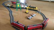 Lego City Eisenbahn Superset