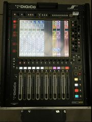 Digico SD11i Digitalpult Tourpack